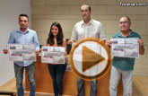 Totana acoge los días 9 y 10 de junio de 2017 el Campeonato Autonómico de Tenis de Mesa de la Región de Murcia
