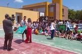 El colegio Deitania recibe la visita del canal de TV 7RM y publica los beneficios de su reciente proyecto realizado (734 €)