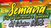La Concejalía de Igualdad organiza un programa de actividades por la tolerancia e igualdad del Colectivo LGTB del 23 al 29 de junio