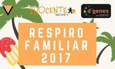 D´Genes oferta su programa de Respiro Familiar los meses de julio y agosto
