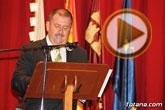 Discurso toma posesión nuevo alcalde de Totana, Andrés García Cánovas