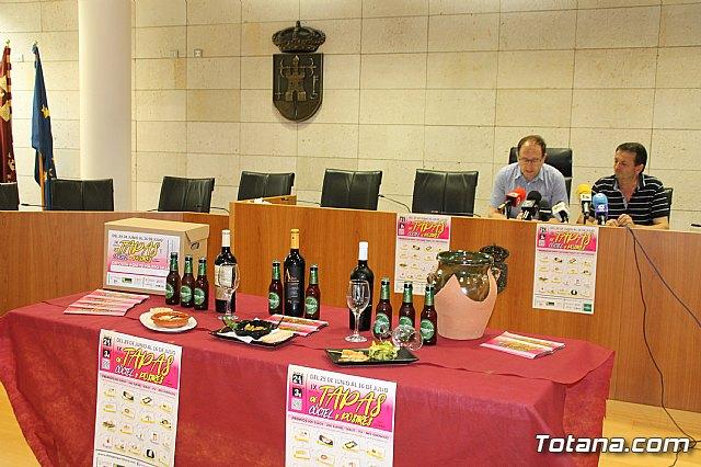 Hoy comienza la IX Ruta de las Tapas, el Cóctel y Postres de Totana - 1