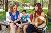 Entrevistamos a Luc�a Munuera, socia de la Asociaci�n Española de Mastocitosis
