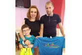 El ciclista Chescos Romera dar� visibilidad a la mastocitosis luciendo una camiseta en las carreras en las que participe