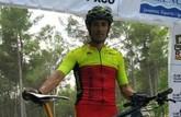 Francisco Cánovas en el Top 10 de los campeonatos de España XCO en Cofrentes (Valencia)