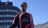La Mastocitosis tendrá visibilidad en la prueba de descenso en Sierra Nevada, gracias al ciclista alhameño de enduro y descenso, Luis Sánchez