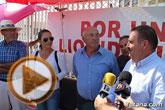 El alcalde de Totana se ofrece a mediar en el conflicto entre los socios cooperativistas productores de almendra y COATO