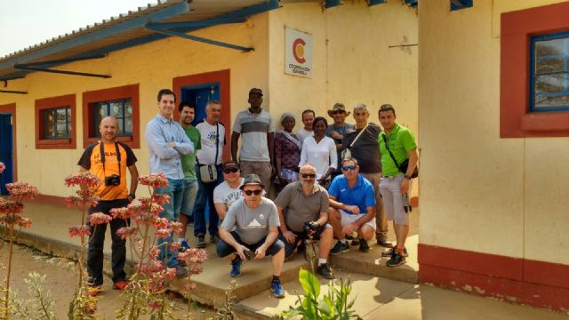 Vecinos de la comarca del Guadalentín rinden cuentas del viaje solidario a Namibia y Sudáfrica - 4