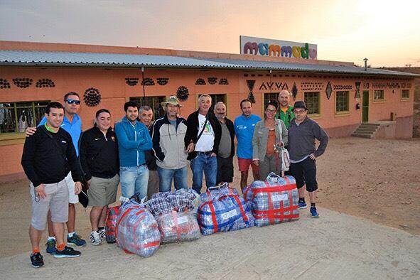Vecinos de la comarca del Guadalentín rinden cuentas del viaje solidario a Namibia y Sudáfrica - 7