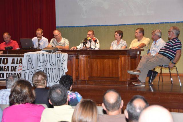 Urbanismo promoverá a partir de la semana próxima una campaña de recogida de alegaciones y firmas a la modificación del proyecto de la Línea de Alta Tensión - 13