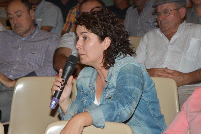 Urbanismo promoverá a partir de la semana próxima una campaña de recogida de alegaciones y firmas a la modificación del proyecto de la Línea de Alta Tensión - 28