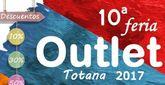 La X Feria Outlet de Totana se celebrará en la plaza de la Constitución desde este jueves y hasta el domingo