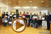 'El Candil' hace entrega a 24 desempleados de los certificados de los dos cursos formativos