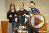 El espectáculo musical de rancheras 'Una noche en México' se celebrará el viernes 8 de diciembre en el Centro Sociocultural 'La Cárcel'