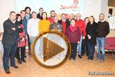 Juventudes Socialistas de Totana realiza un homenaje a su presidente de honor Laureano Molino