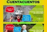 La Biblioteca Municipal 'Mateo García' celebrará dos sesiones de Cuentacuentos en un ámbito de lectura navideña y contra el uso sexista de los juguetes