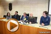 El Ayuntamiento y la Agrupación Musical de Totana suscriben un convenio de colaboración por importe de 6.000 euros