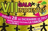 El Centro Sociocultural 'La Cárcel' de Totana acogerá mañana la VII Gala Inocentes, organizada por D´Genes y AELIP