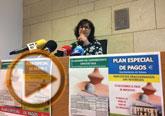 La Concejalía de Hacienda ofrece un plan de pago de impuestos 'a la carta'