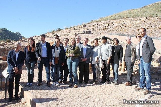 El PSOE exige al Gobierno regional que destine fondos de la partida para patrimonio arqueológico de los presupuestos 2018 para avanzar con los trabajos de La Bastida - 39