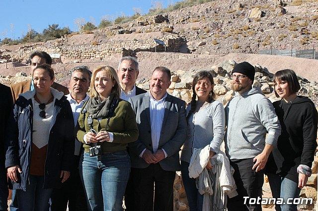 El PSOE exige al Gobierno regional que destine fondos de la partida para patrimonio arqueológico de los presupuestos 2018 para avanzar con los trabajos de La Bastida - 41
