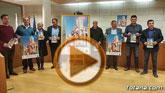 Se presenta el tríptico informativo con el programa de las actividades de la Cuaresma y Semana Santa 2018