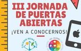 El colegio Reina Sofía celebrará su III Jornada de Puertas Abiertas el próximo sábado 3 de marzo