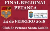 La Final Regional de Petanca de Deporte Escolar tendrá lugar este sábado