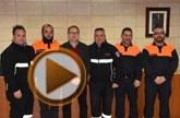 Protección Civil de Totana pretende ampliar y mejorar a partir de este año los servicios que se prestan en el municipio