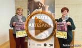 La II Muestra Artesana de Totana se celebra los días 18 y 19 de marzo, en la plaza de la Balsa Vieja