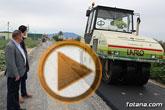 La Concejalía de Caminos pavimenta, con recursos propios, los caminos de COATO y Ezequiel, junto a la Ciudad Deportiva