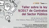 El Ayuntamiento organiza una jornada sobre la Ley de Contratos del Sector P�blico para trabajadores municipales