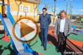 Finalizan las obras de rehabilitación y reforma integral del Jardín de Las Vertientes del Aljibe de Los López, en El Paretón