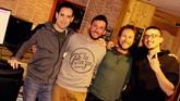 LA PLAZA grabó su primer EP 'ALFILERES'