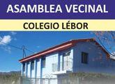 El Centro Social de Lébor acoge mañana una asamblea vecinal para tratar asuntos relacionados en materia de Educación con esta pedanía
