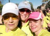 El CAT participó en la III Carrera de La Mujer y en la VII Carrera de La Serrecica