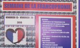 El IES Prado Mayor celebr� la 'Semana de la francofon�a / Semaine de la francophonie'