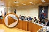 El Pleno acuerda exigir a Adif y al Ministerio de Fomento la retirada inmediata del nuevo trazado del AVE a su paso por Totana