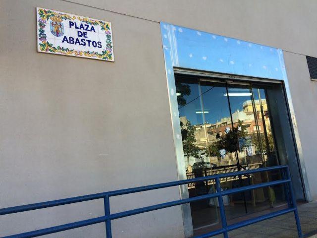El Ayuntamiento de Totana recibe una subvención de 19.504 euros de la Comunidad Autónoma para acometer obras de mejora en la Plaza de Abastos, Foto 2