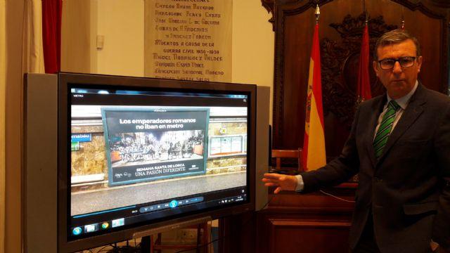 Lorca redobla la promoción del bordado y de sus desfiles bíblicos-pasionales de Semana Santa - 5, Foto 5