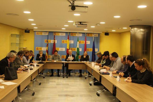 Reunión con las organizaciones agrarias de la cuenca del Segura para escuchar sus contribuciones a un Pacto Nacional por el Agua - 1, Foto 1