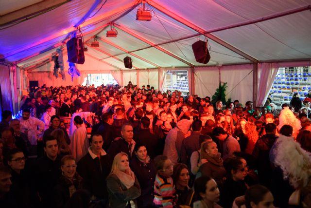 Festejos publica las bases para la concesión de tres barras en la carpa de las fiestas de carnaval, Foto 1