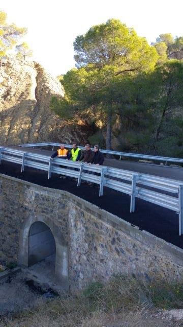 La Comunidad repara el túnel de la carretera que une Cieza con la autovía del Noroeste - 2, Foto 2