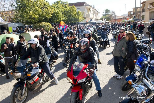 Concentracion motera y romeria este fin de semana en las fiestas de San Anton - 1, Foto 1