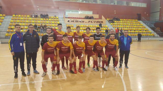 La selección murciana Sub-19 de futsal debuta con triunfo en el Nacional, Foto 1