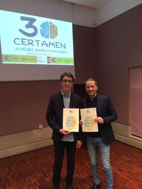 Ocho alumnos de la Región resultan ganadores en el XXX certamen nacional de 'Jóvenes Investigadores', Foto 1