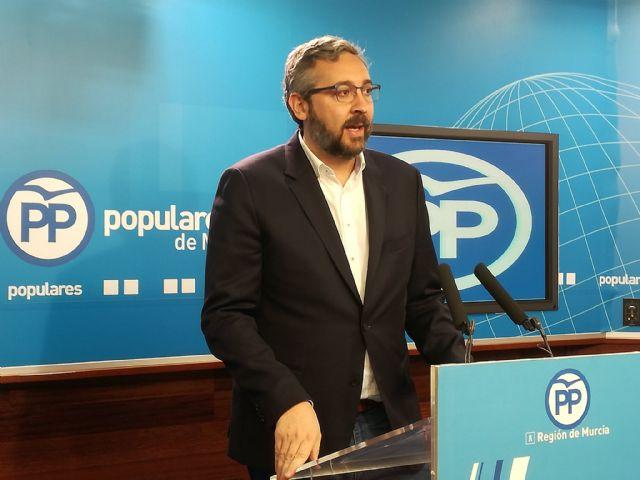 """Victor Martínez: """"El único interés de Podemos es contrlar la financiación de los medios y limitar su libertad"""" - 1, Foto 1"""