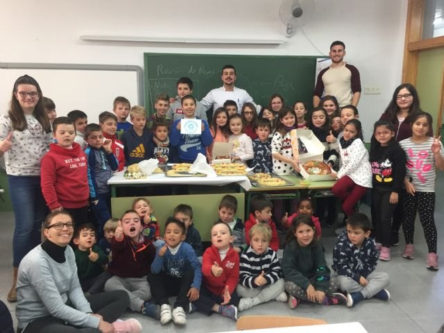The Christmas School 2018 program ends with great success of participation and satisfaction