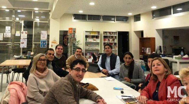 MC Cartagena aborda con los vecinos las principales necesidades y demandas para continuar con el desarrollo de La Manga - 2, Foto 2