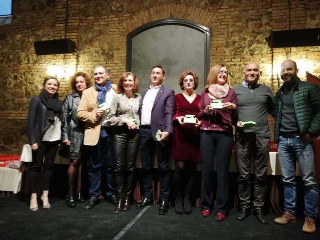 La consejera Adela Martínez-Cachá asiste a la entrega de premios de la Federación de Montañismo de la Región de Murcia - 1, Foto 1